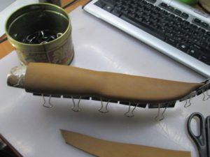 Ножны для ножа финского типа 9