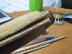 Ножны для ножа финского типа 15