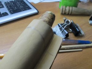 Ножны для ножа финского типа 18