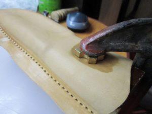 Ножны для ножа финского типа 22