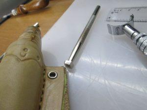 Ножны для ножа финского типа 39