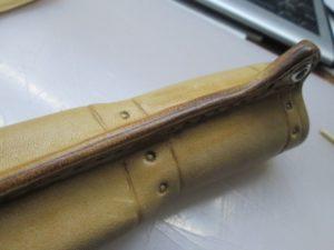 Ножны для ножа финского типа 44