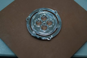 Светильник-ночник из натуральной кожи 37