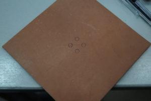 Светильник-ночник из натуральной кожи 39