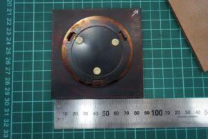 Светильник-ночник из натуральной кожи 60