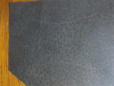 Кожаная сумка на бедро 34