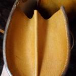 Клатч из натуральной кожи с тиснением 61