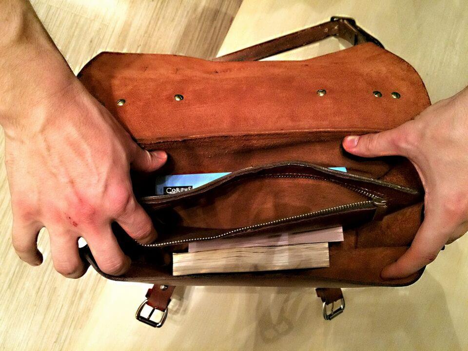 Портфель для документов 42