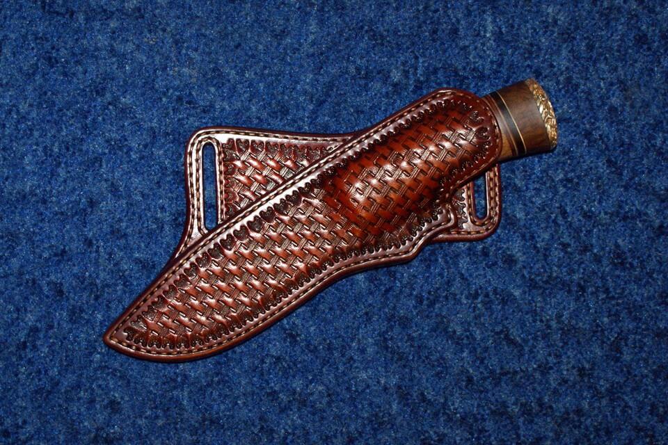 Ножны в ковбойском стиле 14