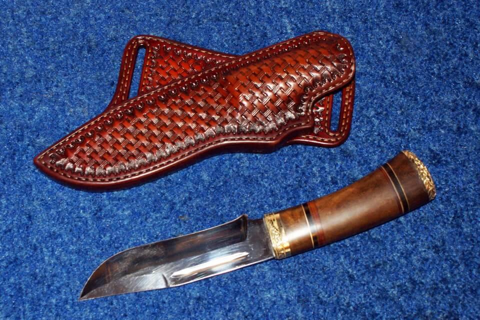 Ножны в ковбойском стиле 16