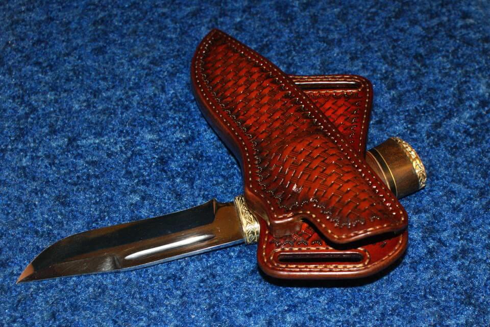 Ножны в ковбойском стиле 17