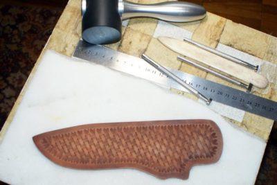 Ножны в ковбойском стиле 2
