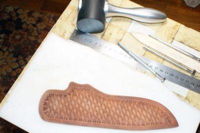 Ножны в ковбойском стиле 3