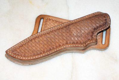 Ножны в ковбойском стиле 9