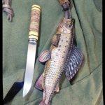 Ножны в форме рыбы 21