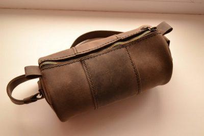 Круглая сумка 10