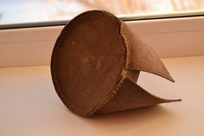 Круглая сумка 3