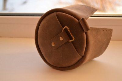 Круглая сумка 4