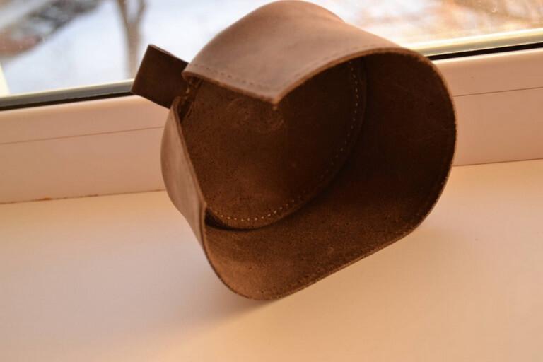 Круглая сумка 5
