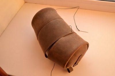 Круглая сумка 7