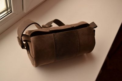 Круглая сумка 9