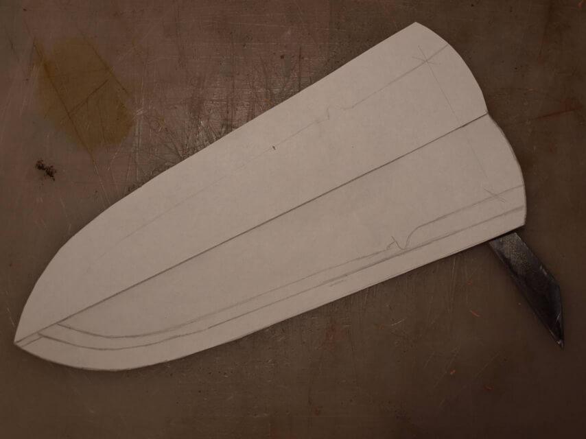 Ножны со съемным подвесом 10