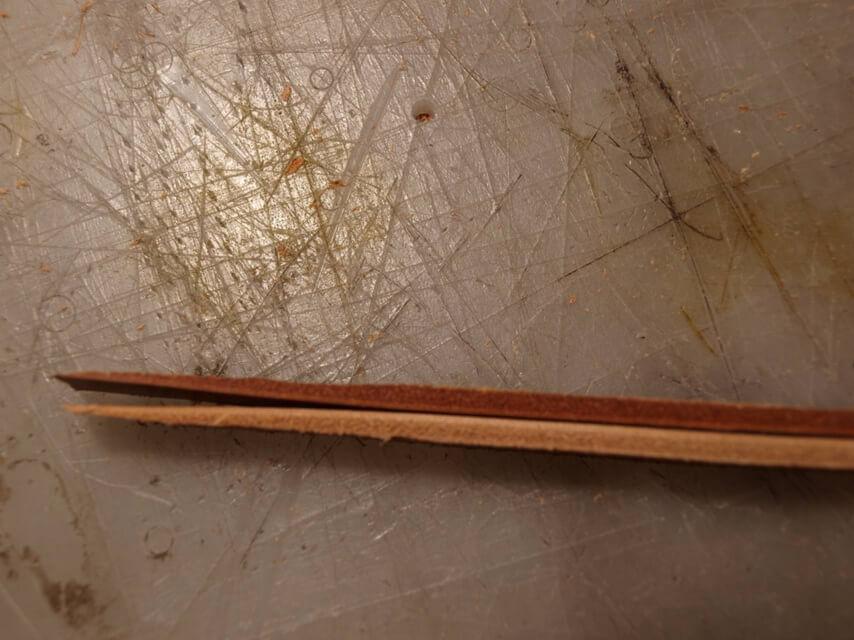 Ножны со съемным подвесом 13