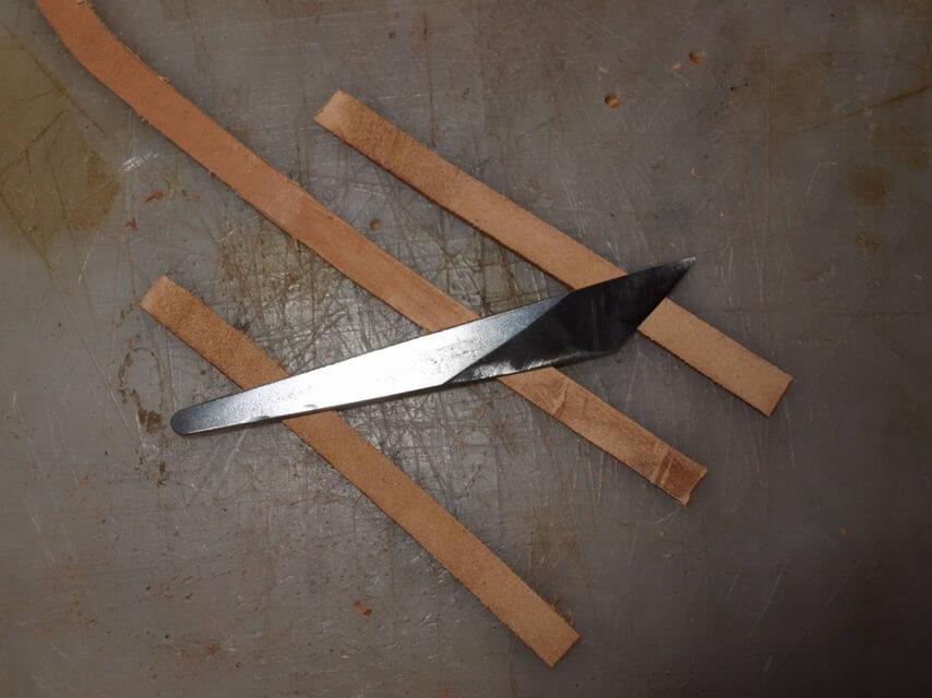 Ножны со съемным подвесом 14