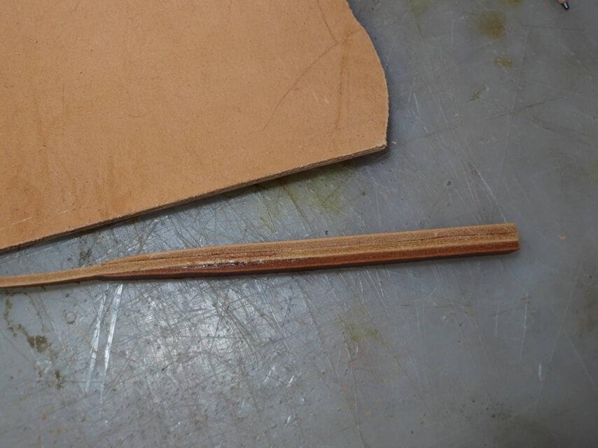 Ножны со съемным подвесом 17