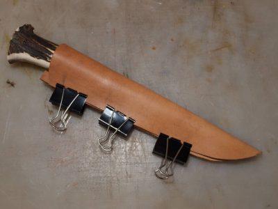 Ножны со съемным подвесом 18