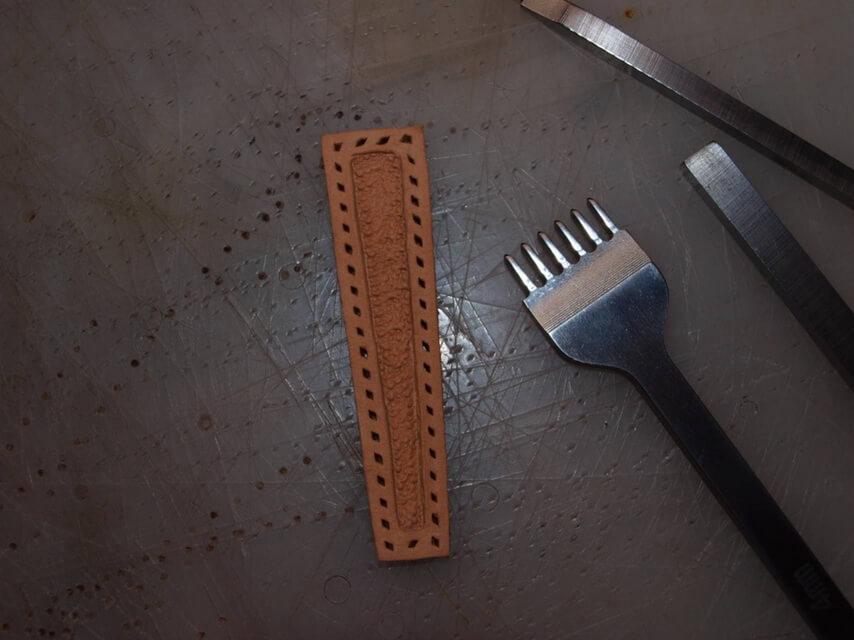 Ножны со съемным подвесом 33