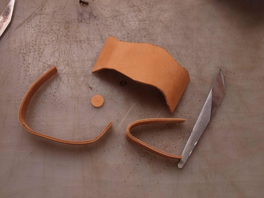 Ножны со съемным подвесом 40