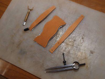 Ножны со съемным подвесом 41