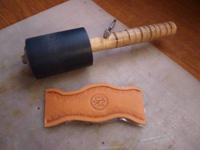 Ножны со съемным подвесом 43