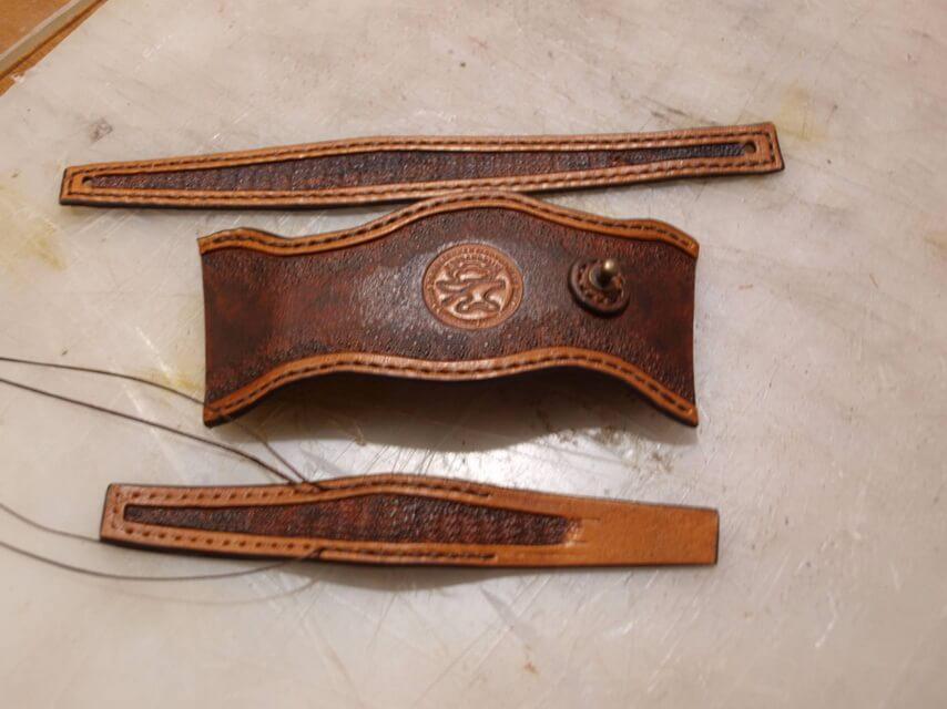 Ножны со съемным подвесом 46