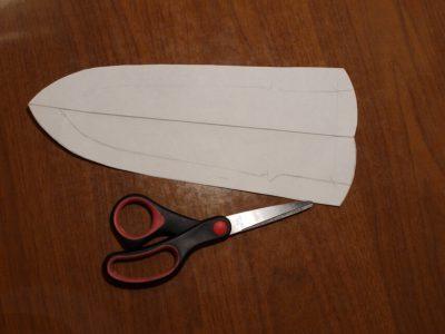 Ножны со съемным подвесом 7