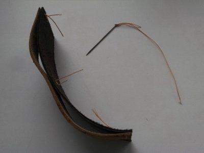 Подзорная труба из кожи 20